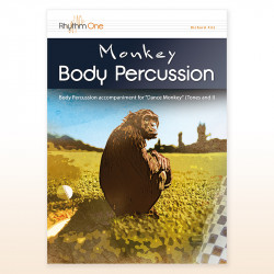 Monkey Body Percussion...
