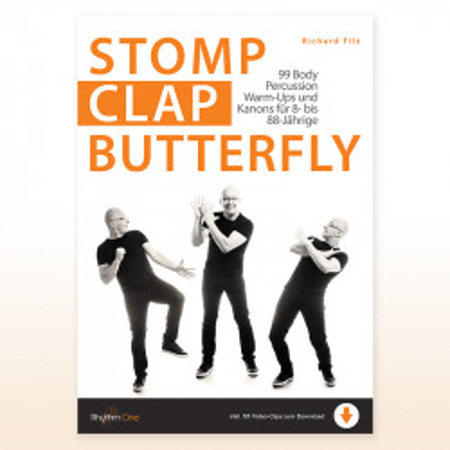 Stomp Clap Butterfly